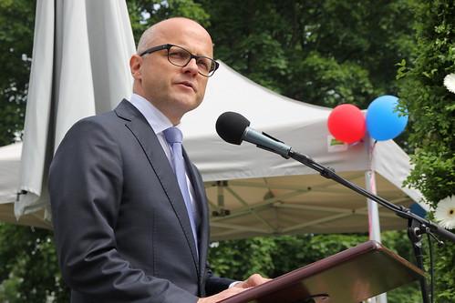 U.S. Embassy Independence Day celebration 2016
