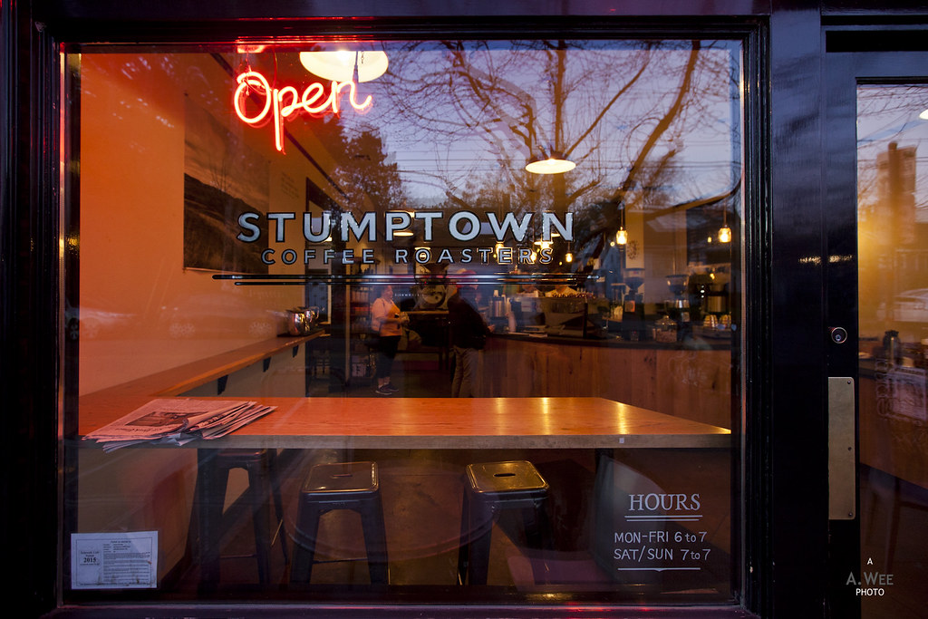Stumptown Window