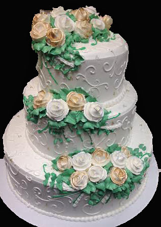 Alpine Bakery Smithtown Wedding Cakes