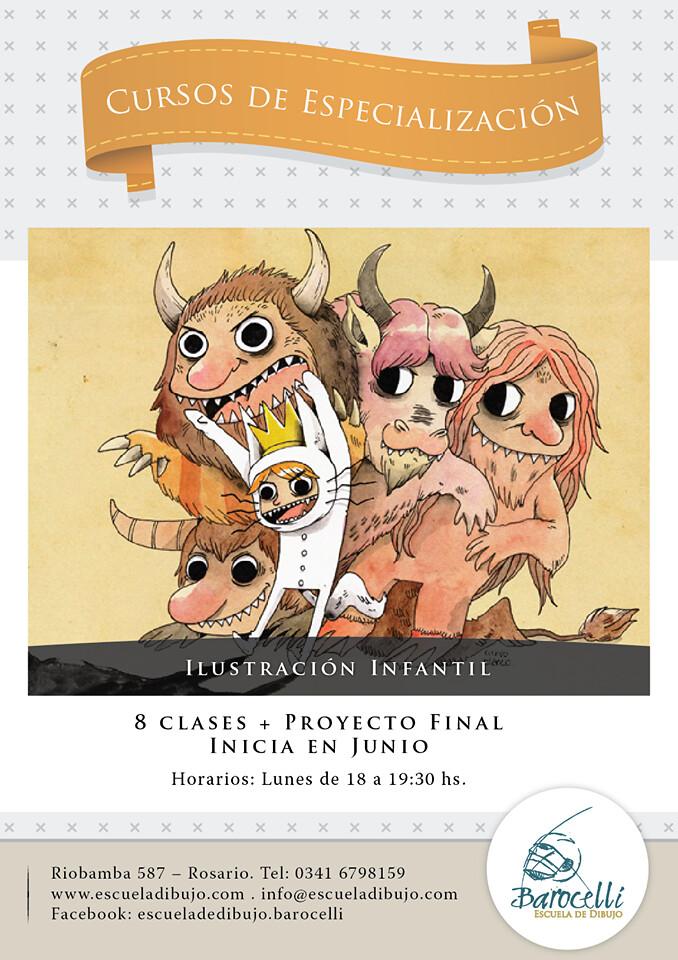 Curso de Ilustracin Infantil  Para quienes sean de Rosario  Flickr