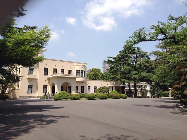 teien art museum, tokyo