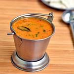 Udupi hotel style sambar