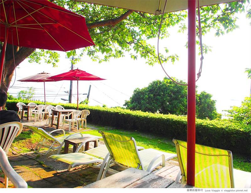 【高雄 Kaohsiung】海山咖啡 柴山後花園戶外咖啡  眺望西子灣的海景午後 @薇樂莉 Love Viaggio | 旅行.生活.攝影