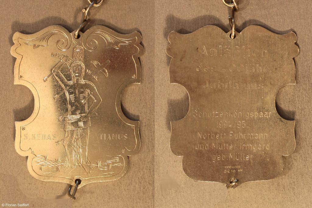 Koenigsschild Flittard von fuhrmann norbert aus dem Jahr 1994