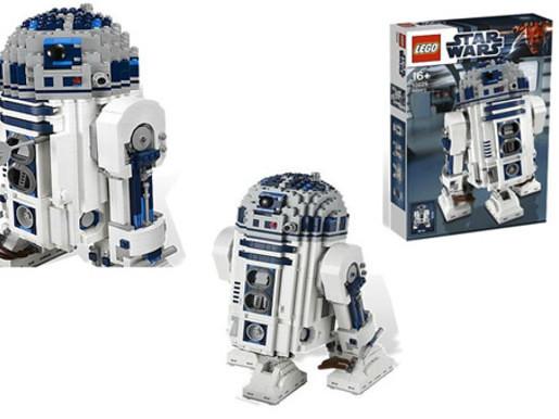 LEGO R2-D2 LEGO Star Wars robots