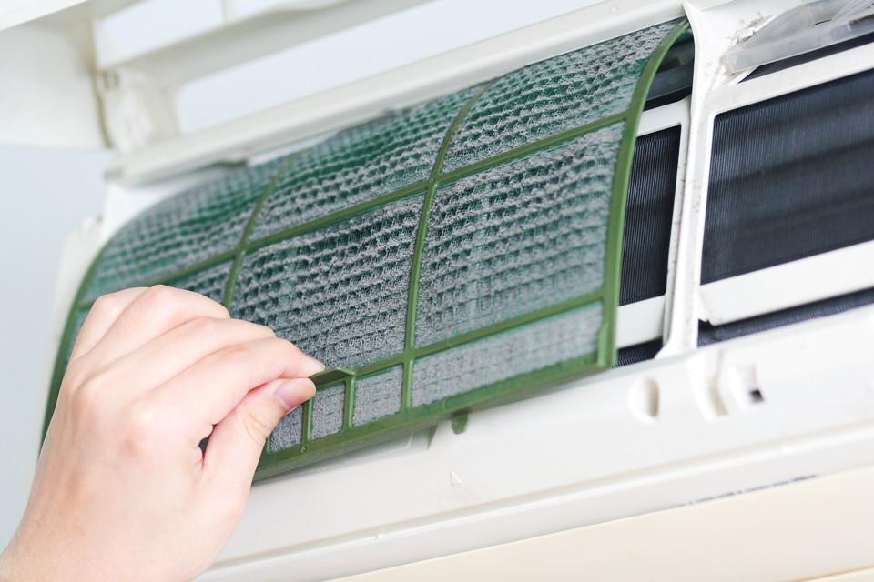 Filtro de ar-condicionado