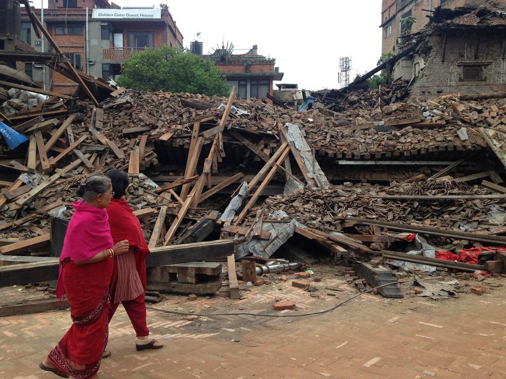 Nepal Natural Disaster