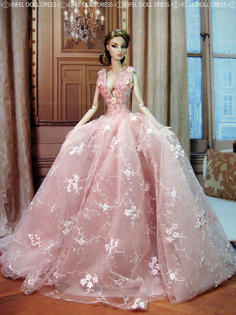Doll Fashion Dresses