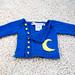 Baby Astronomy Sweater