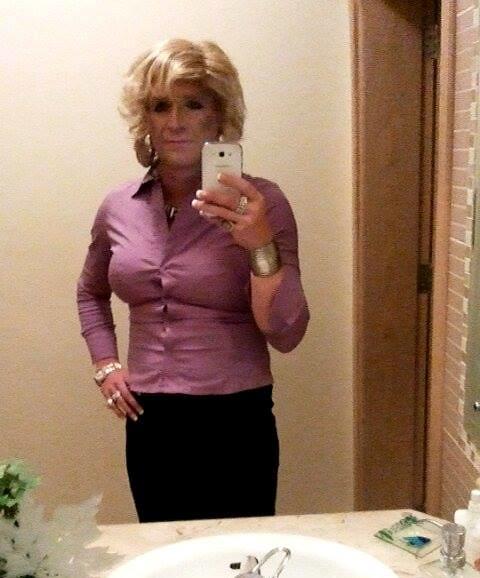A Selfie To Convice My Blind Datemmhh  Sheer Belette -6405