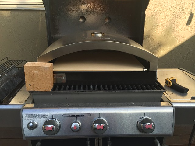 pizza oven vs pellet grill. Black Bedroom Furniture Sets. Home Design Ideas