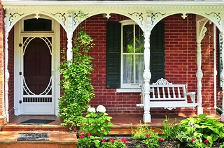 house porch