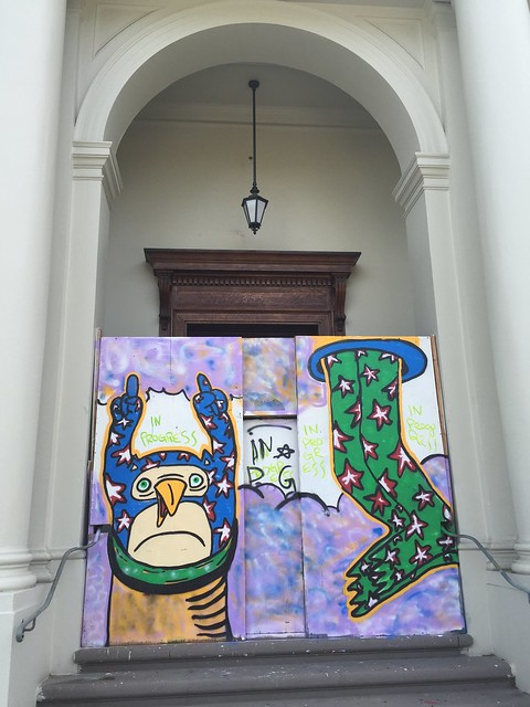 Urban art, Mission Dolores