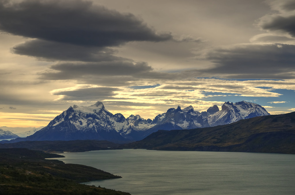 Lago Del Toro Torres Del Paine National Park Chile