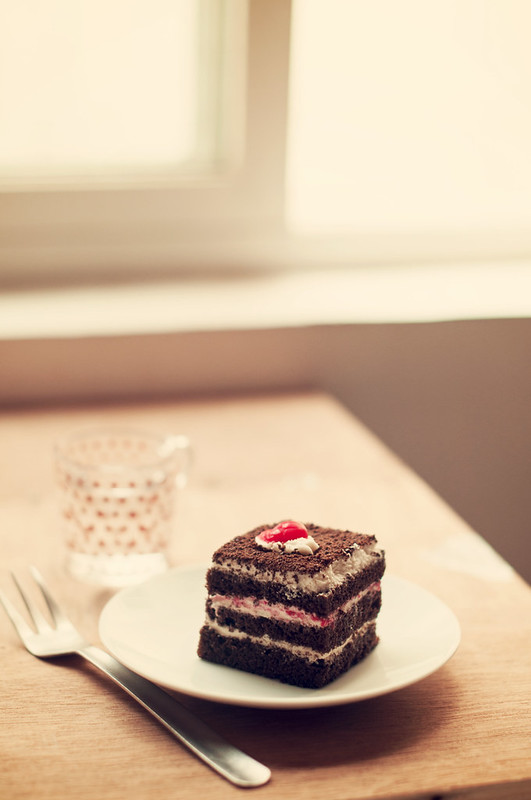 Day 124.365 - A slice of Black Forest