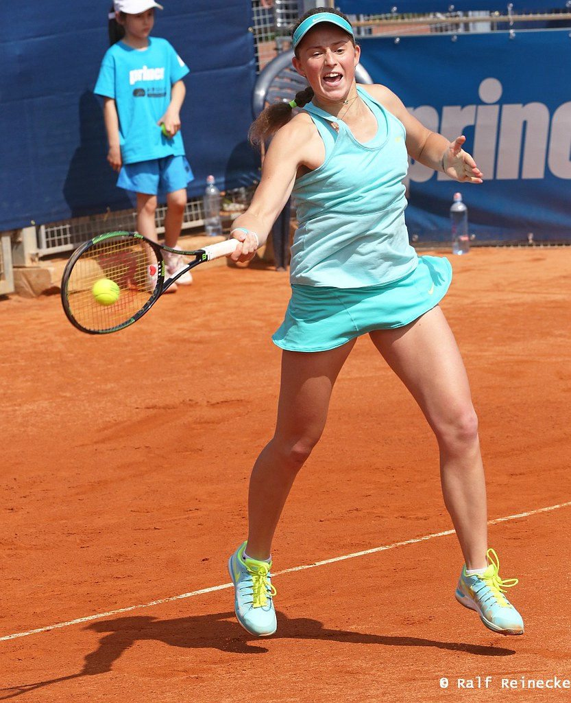 Jelena Ostapenko J Amp T Banka Prague Open 2015 01 Ralf