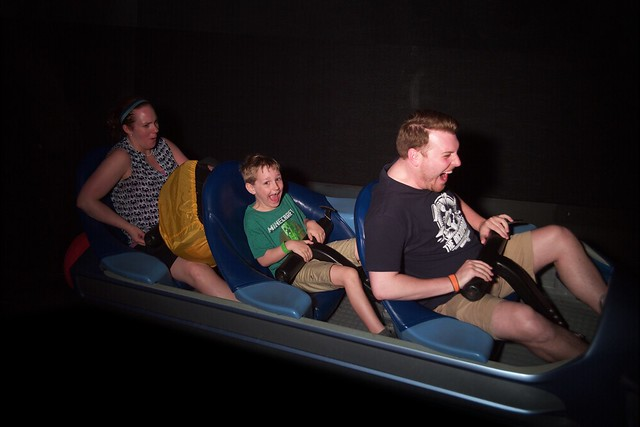 Disney Ride Photos