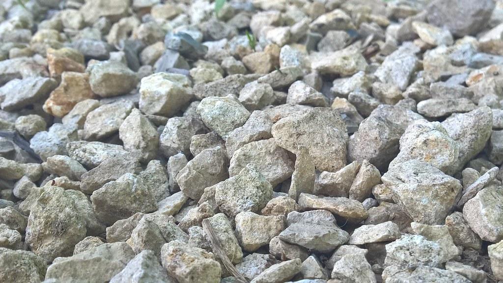 Галька. Камни. Щебёнка