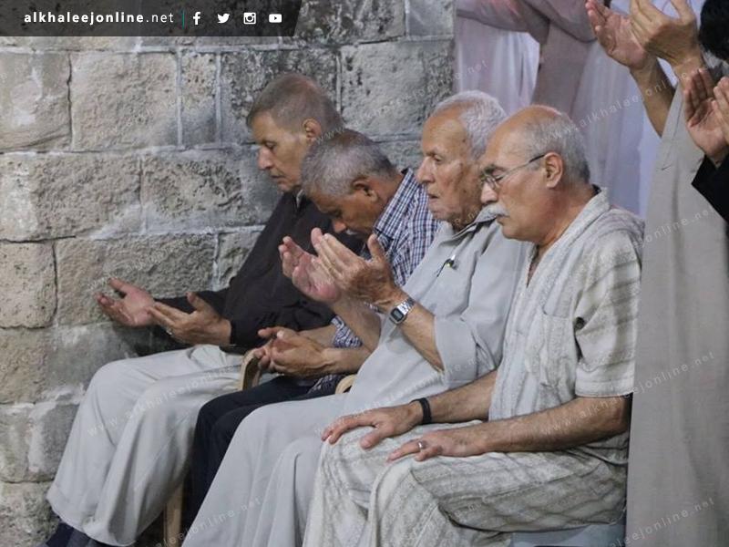 رمضان في غزة  (10)