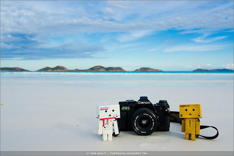 西澳自由行︱Lucky Bay.二千公里只為見你一面、白沙灘與袋鼠的絕景