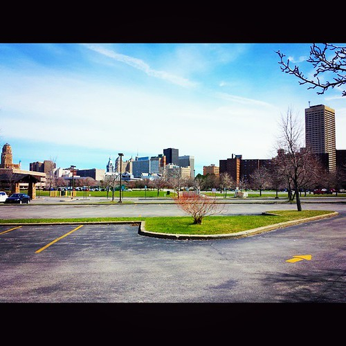 My fair city: Buffalo, NY. The 716. The BUF. The Queen City. #Buffalo #wny