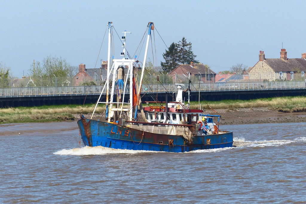 Kings lynn fishing vessel portunus ln91 a side for Fishing kings free