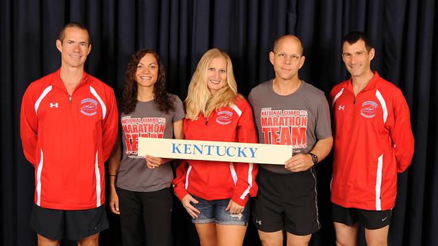 KYNG Marathon Team 1