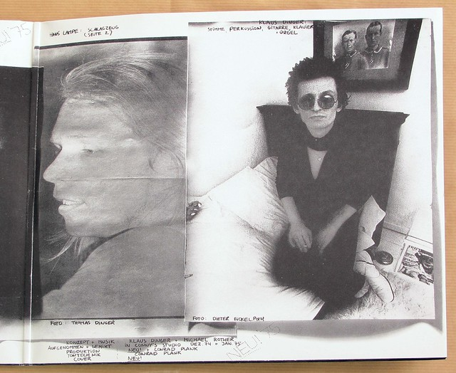 """NEU! '75 12"""" LP VINYL"""