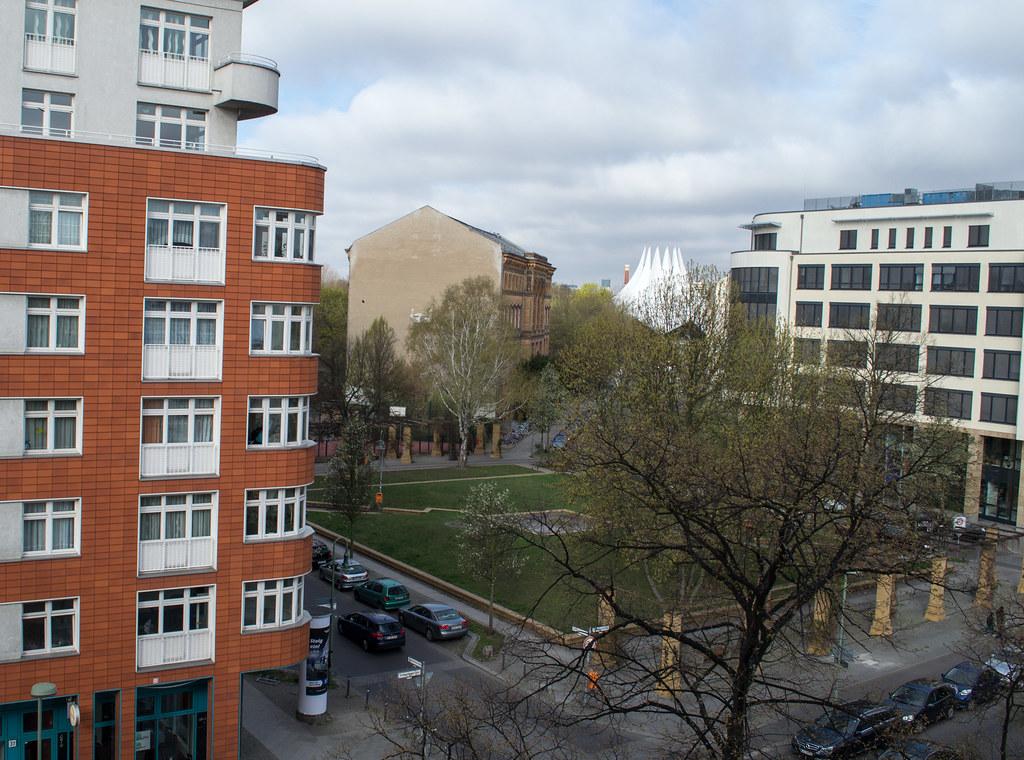 Hotel Tempodrom Berlin