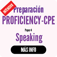 CAMBRIDGE intensives CPE Speaking