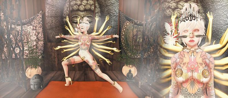 Goddess of Meditation