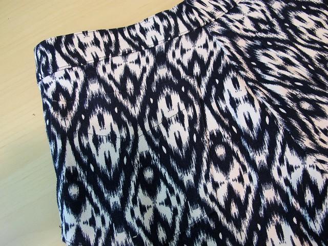 Ikat Maritime Shorts
