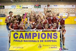 Final Lliga Nacional Korfbal 2016