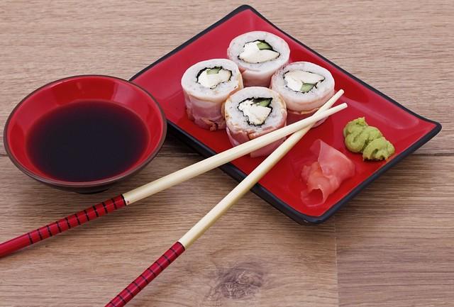 6 motivos para comer sushi