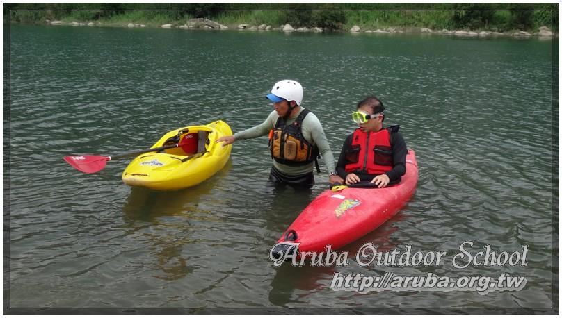 206期獨木舟訓練課程03