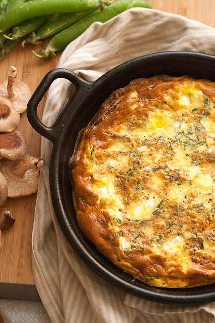 Early Summer Frittata