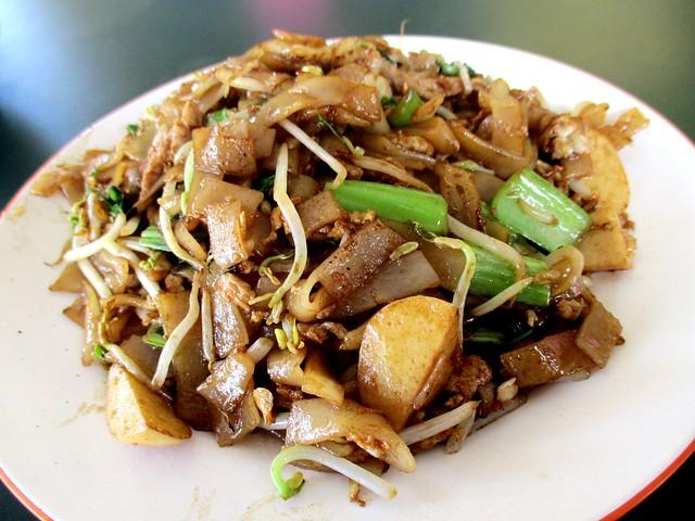 Sarawakia Cafe fried kway teow 1