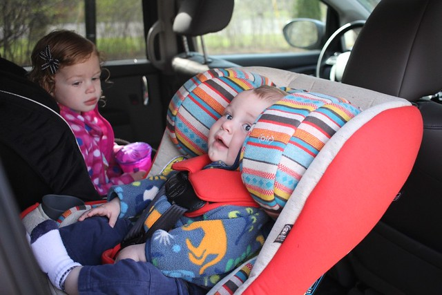 Maxi Cosi Pria 70 car seat