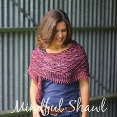 mindful shawl button