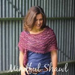mindful shawl button