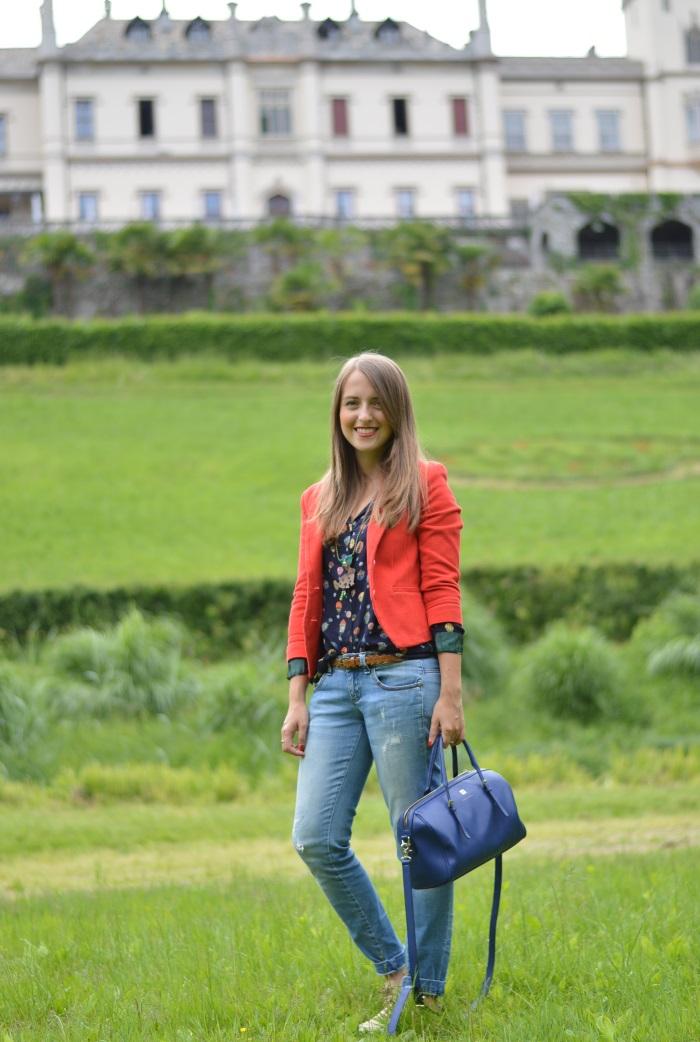 castello dal pozzo, piemonte, wildflower girl, oleggio castello, outfit, look, coccinelle (19)