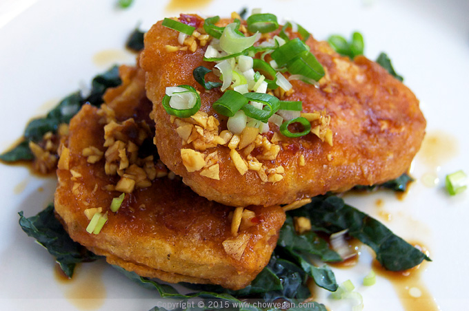 Asian Style Vegan Fish