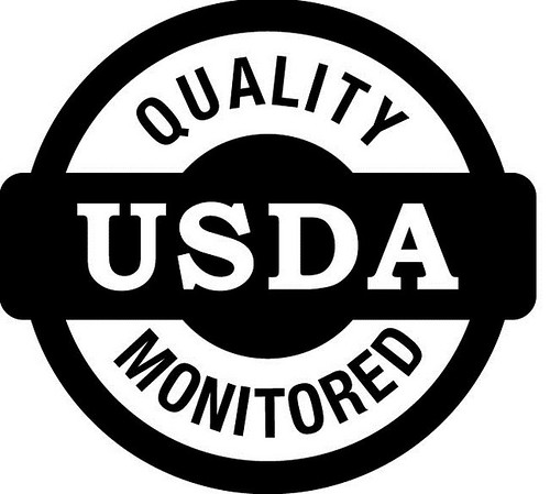 USDA Quality Monitored Seal