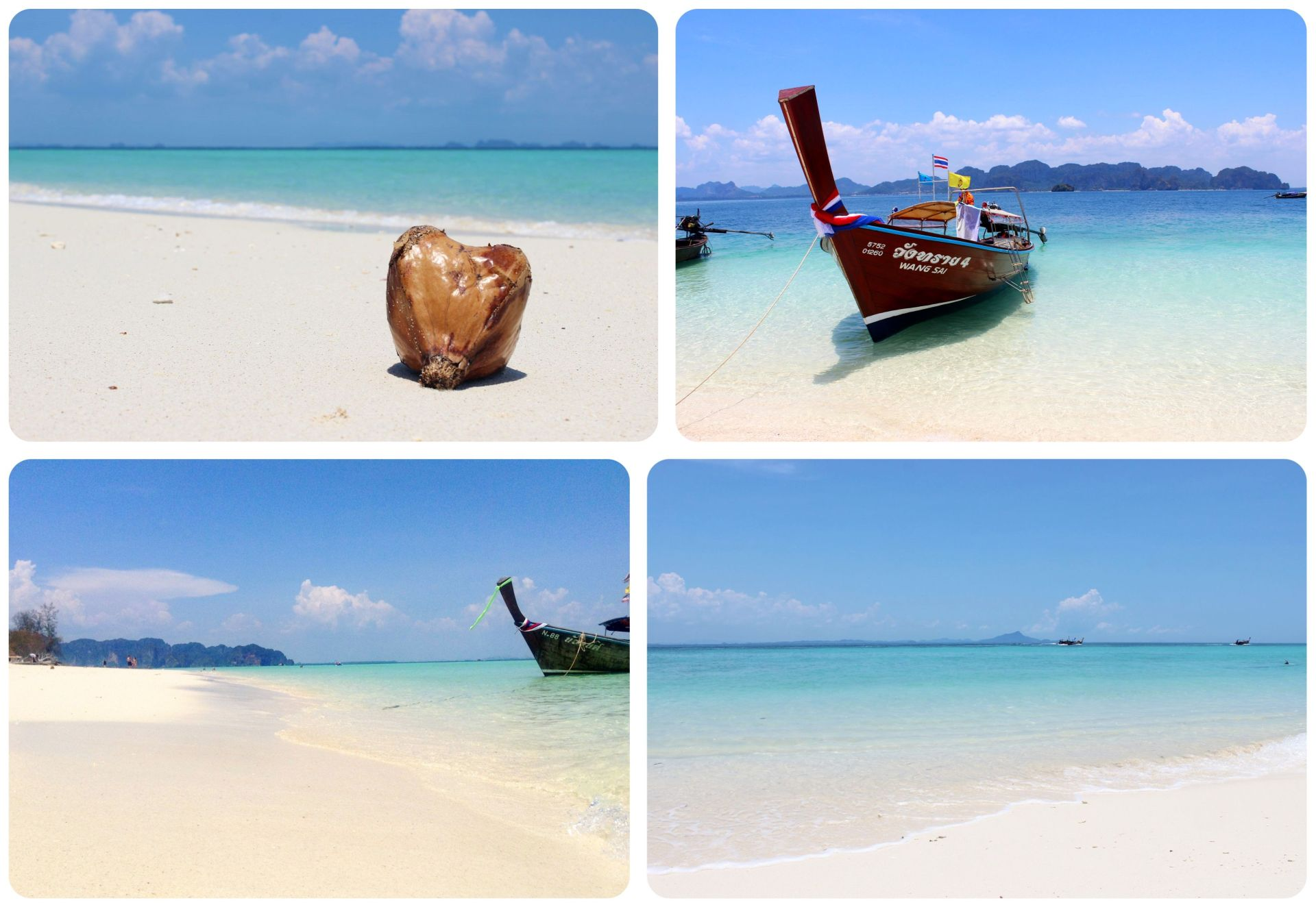 Koh Poda Thailand Beach
