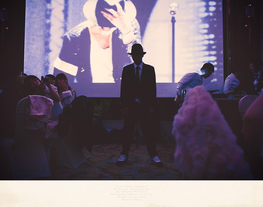 大倉久和大飯店雙人雙機婚禮紀錄婚紗