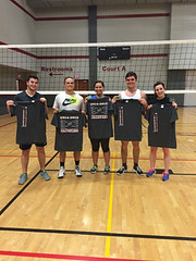 Corec Competitive Volleyball_Bump n Grind
