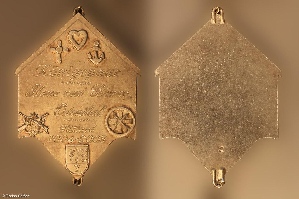 Koenigsschild Flittard von odenthal bruno aus dem Jahr 2004