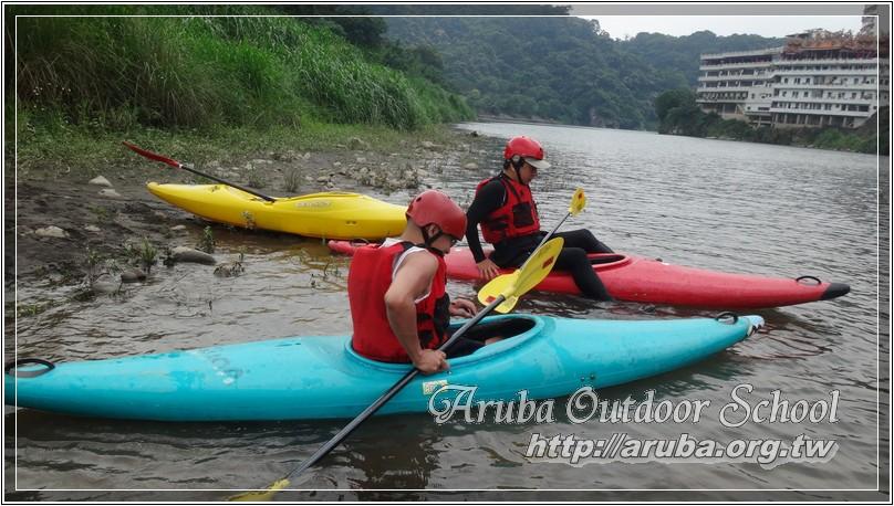 206期獨木舟訓練課程02