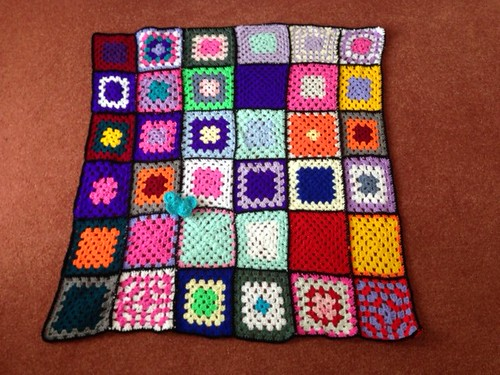 Crochet Club thank you