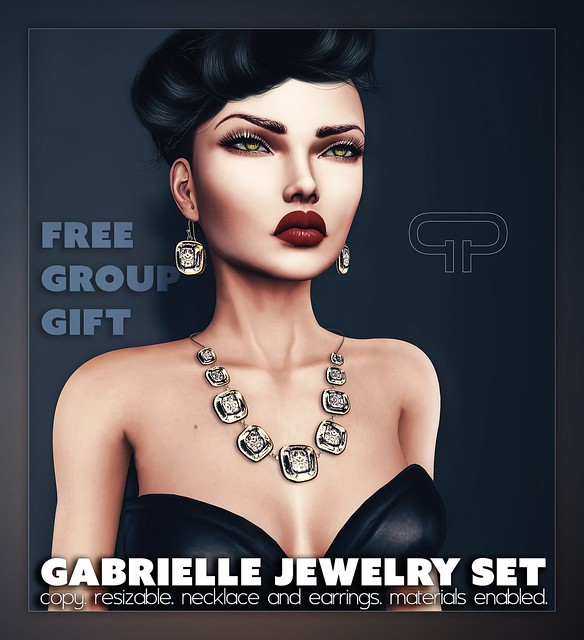 Pure Poison - Gabrielle Jewelry Set - Group Gift AD